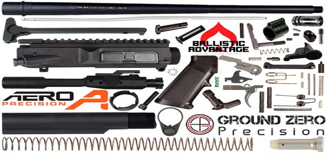 Dpms Ar 308 Lower Build Kit