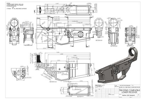 Dpms Ar10 Lower Receiver Cad Files