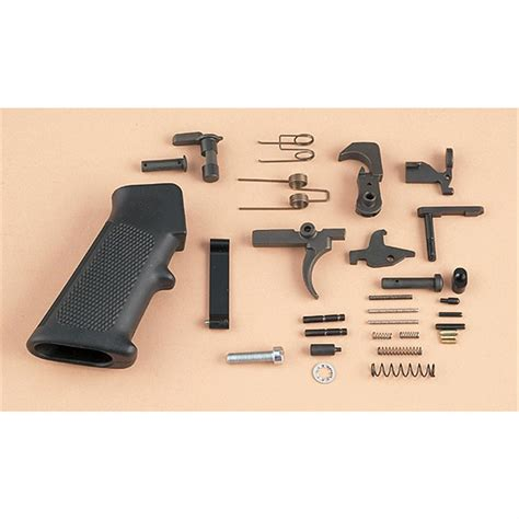 Dpms Lower Parts Kit Trigger Pull