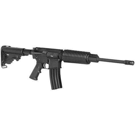 DPMS Oracle AR-15 Rifle Kit 5 56mm 16in Black No Lower