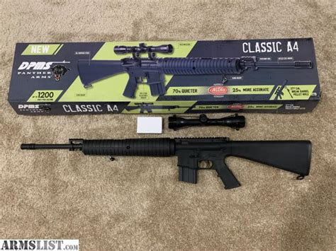 Dpms Panther Classic A4
