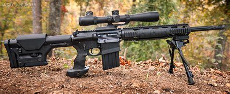 Dpms Sass 308 Sniper Rifle