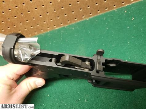 Dpms Trigger Assembly