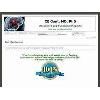 Coupon for dr c e gant alternative health membership recurring