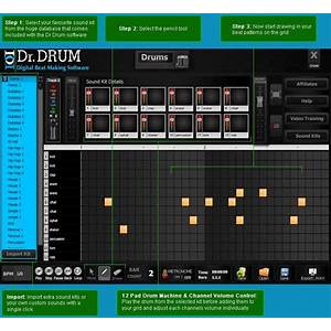 Dr drum digital beat making software is bullshit?