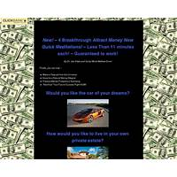 Dr joe vitale's attract money now meditation review