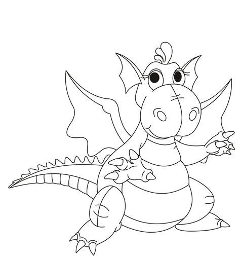 Drachen Bilder Malvorlagen