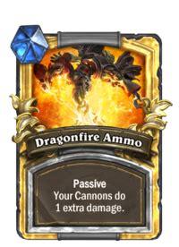 Dragon Fire Ammo