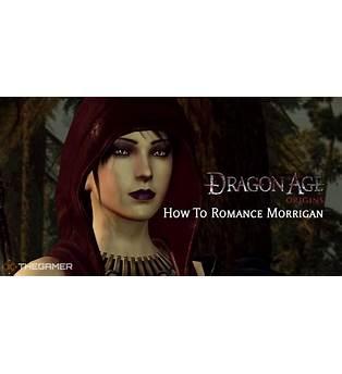 Dragon Age Morrigan Romance Guide