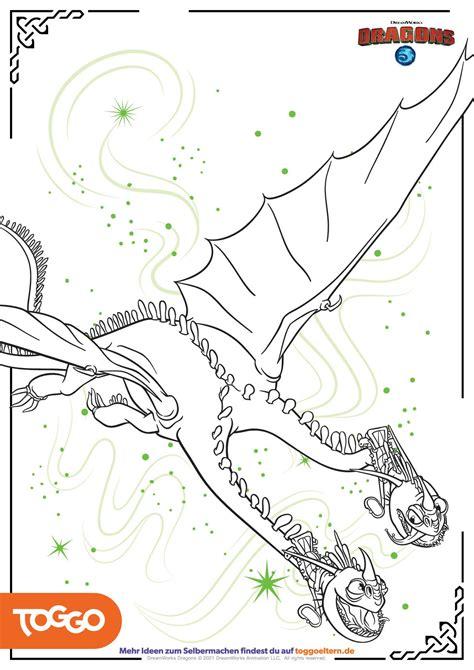 Dragons Malvorlagen Zum Ausdrucken Xl