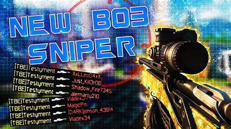 Dragoon Sniper Rifle Bo3