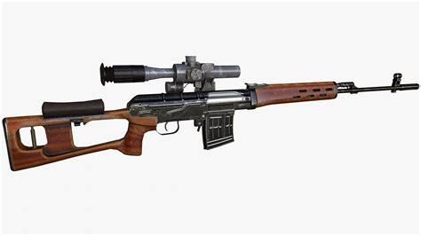 Dragunov Rifle Review