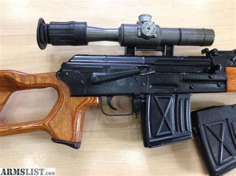 Dragunov Sniper Rifle For Sale South Africa