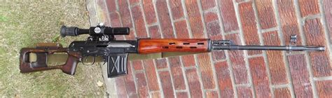 Dragunov Sniper Rifle For Sale Uk