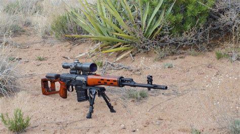 Dragunov Sniper Rifle Range