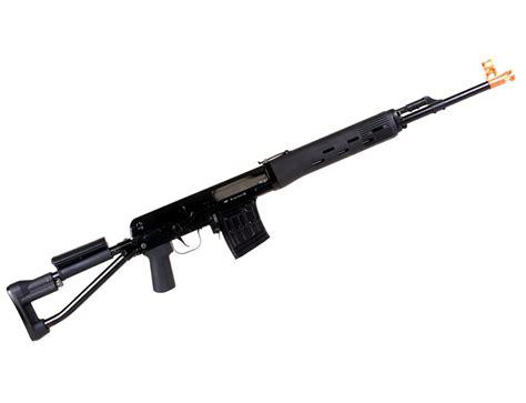 Dragunov Svd S Airsoft Sniper Rifle