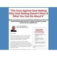 Dream setting highest converting goal setting program on cb scam?