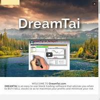 Dreamtai amazng stock trading software coupon code