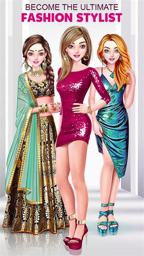 Dress design games for girls online Image