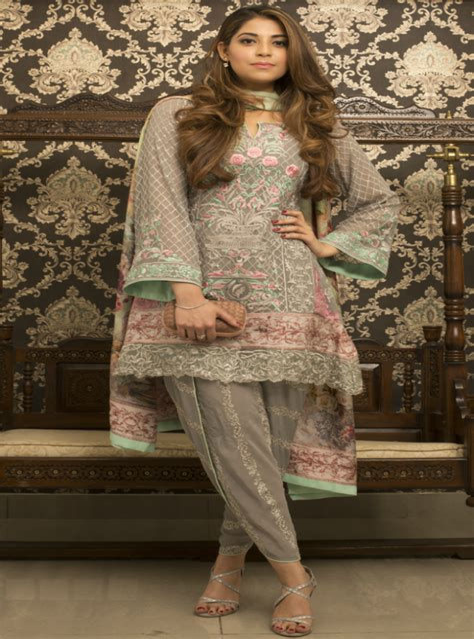 Dress design in pakistan 2017 Image