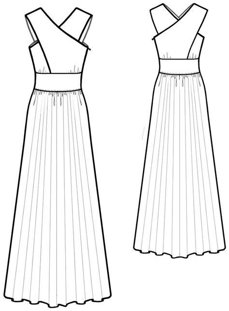 Dress design pattern free online Image