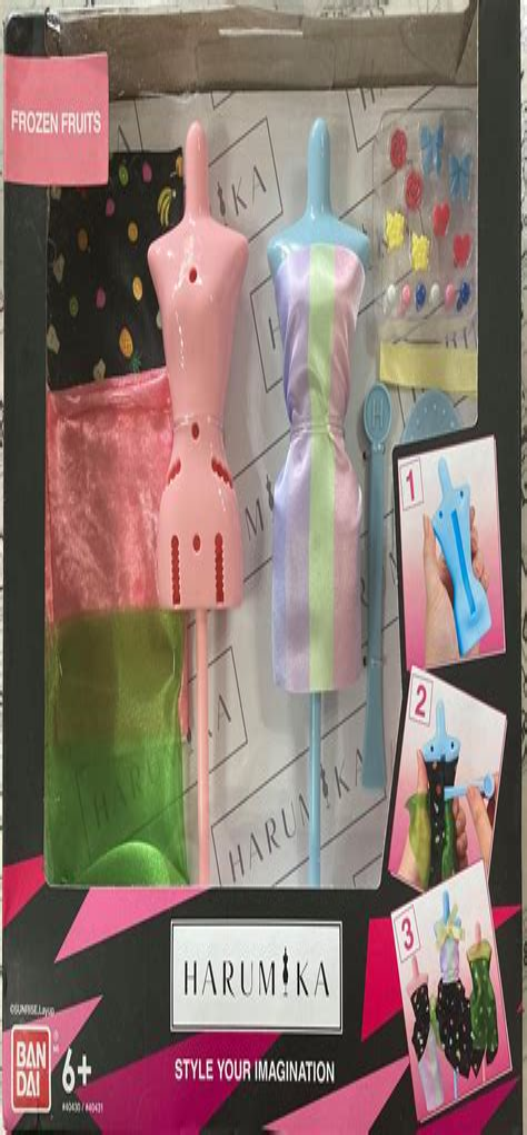 Dress design toy Image