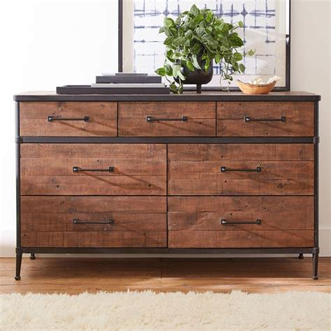 Dresser reclaimed wood Image