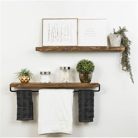 Drew 2 Piece Wall Shelf Set