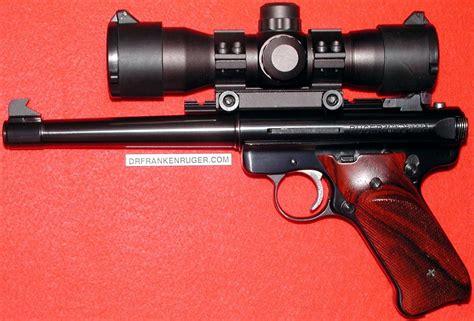 DrFrankenRuger - Ruger 10 22 Trigger Guard Disassembly