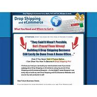 Drop shipping and ecommerce blueprint pros cons and myths does it work?