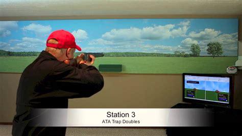 Dry Fire Shotgun Shooting Simulator