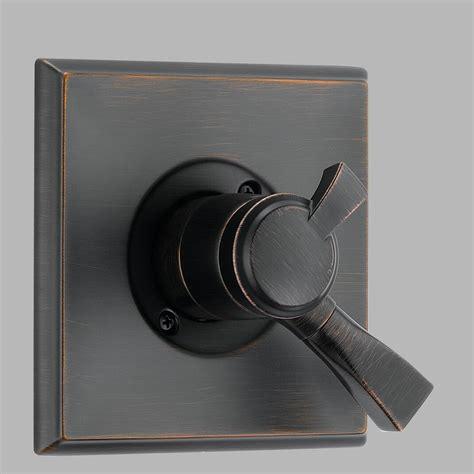 Dryden Monitor Pressure Balance Valve Trim with Volume Control
