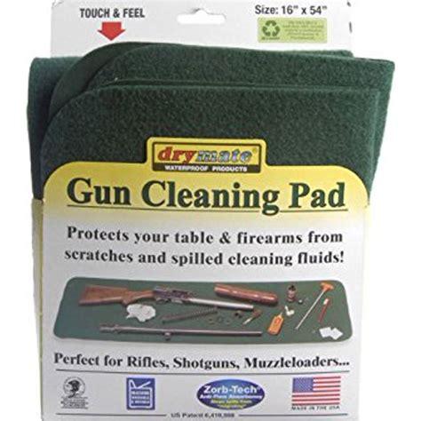 Drymate Gun Cleaning Pad Small Gun Cleaning Pad