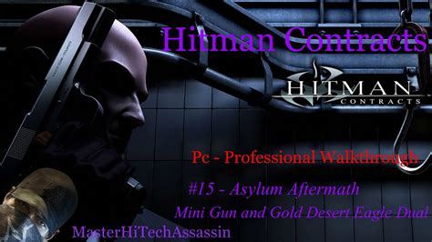 Desert-Eagle Dual Gold Desert Eagles Hitman Contracts.