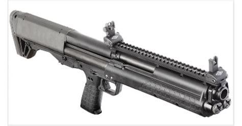 Dual Magazine Fed 14 Gauge Pump Action Shotgun