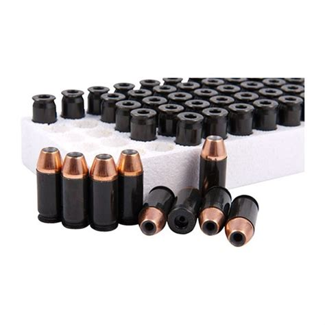 Dummy Genco 45 Centerfire Rounds Point Auto Hollow Handgun Dummies 50box