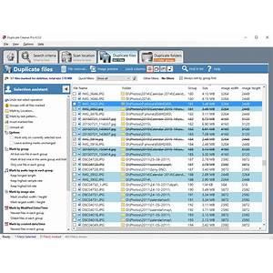 Duplicate file cleaner comparison