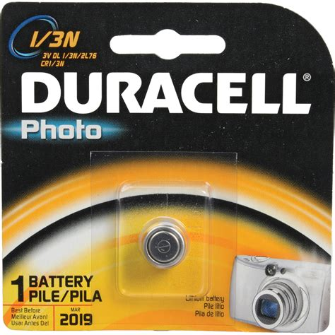 Duracell Specialty Batteries 1 3N Lithium Battery
