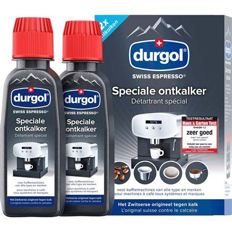 Durgol Swiss Espresso Ontkalker 2x125ml Huis Interieur Huis Interieur 2018 [thecoolkids.us]