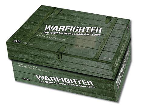Dvg Warfighter Wwii Ammo Box