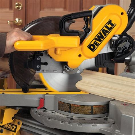 Dw717 10 inch double bevel sliding compound miter saw Image