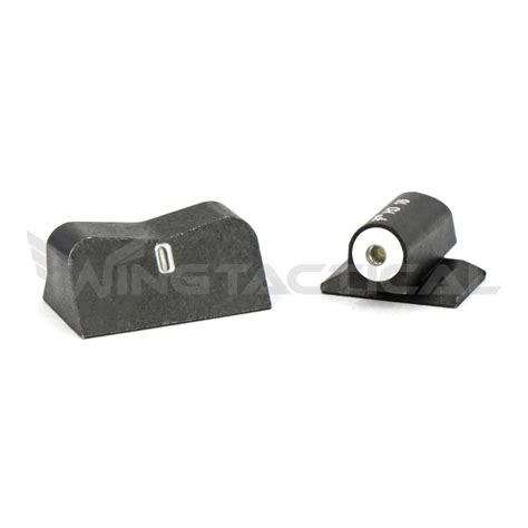 Dxw Big Dot Sights For Smith Wesson Xs Sight Systems