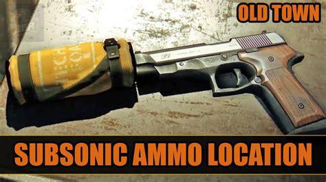 Dying Light 9mm Ammo