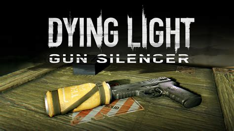 Dying Light Silenced 9mm Ammo