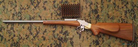 E Arthur Brown Rifles