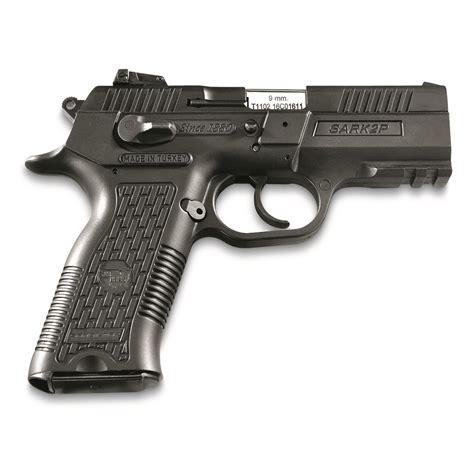 Eaa 400426 Sar Arms K2p 16 1 9mm 3 8