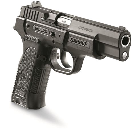 Eaa Sar 9mm Review