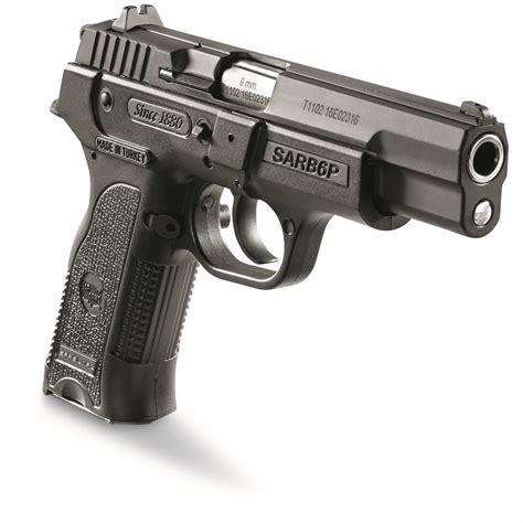 Eaa Sar 9mm Pistol