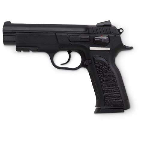 Eaa Tanfoglio Witness Polymer Semi Automatic 9mm Review