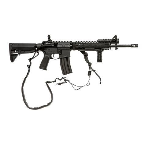 EAG CARBINE BLK OR FDE 14 5IN 5 56X45MM NATO BLACK 30 1RD